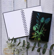 Fiona Gray notebook design 'Autumn No.2'